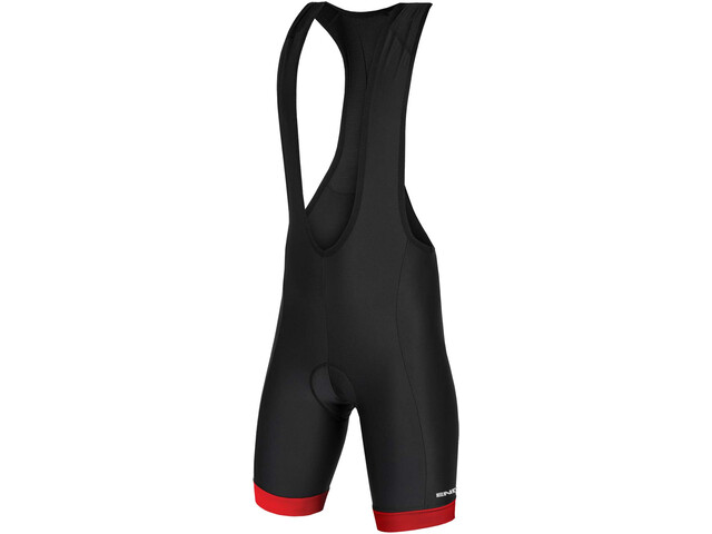 Endura Xtract II Bib Pants short Herre red